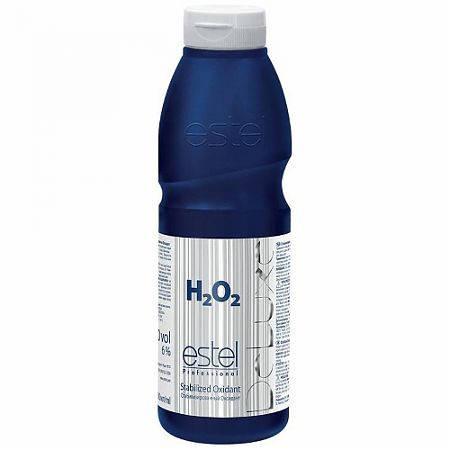 ESTEL Стабилизированный Оксидант  H2O2  DE LUXE 500 мл.