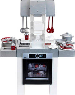 Игровая кухня Bosch PURE Klein с набором аксессуаров (7151)