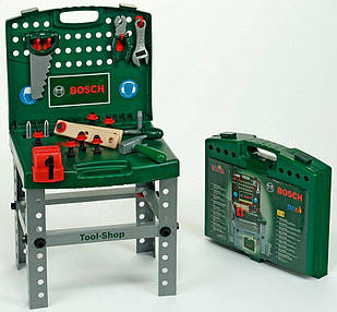 Рабочий стол Bosch Tool-Shop Klein в кейсе (8681)