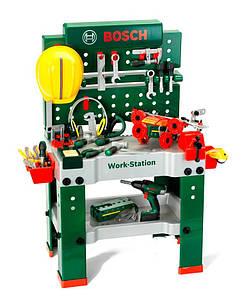 """Мастерская """"Рабочий стол №1"""" Bosch Klein из 150 предметов (8485)"""