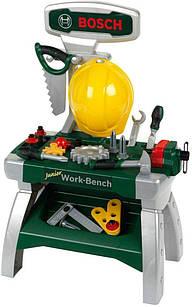 Рабочий стол с инструментами Junior Bosch Klein и комплект аксессуаров (8612)