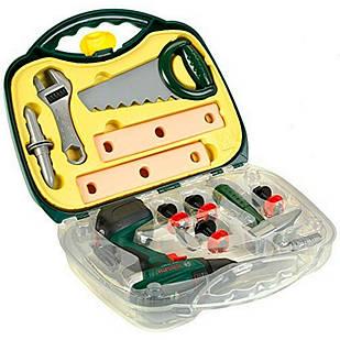 Набор инструментов «Сделай Сам» для мастера Bosch Klein в кейсе (8584)