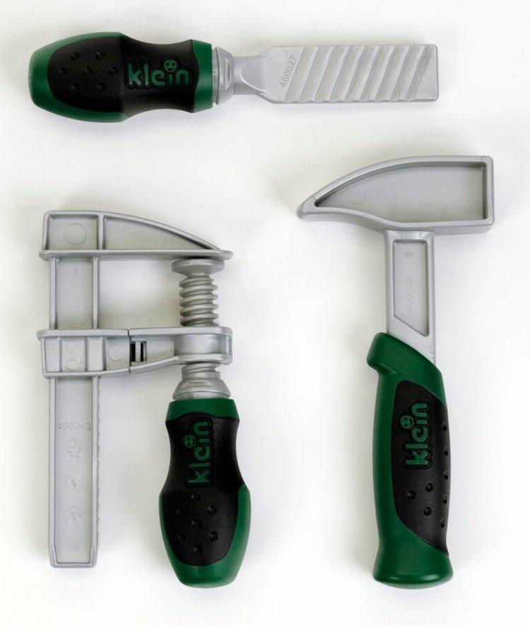Іграшковий набір інструментів Bosch Klein з 3 предметів (8007-C)