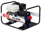 Генератор бензиновий Fogo FH 8000, трифазний, 7.7 кВт, AVR, бак 6.2 л, ручний стартер (34146), фото 2
