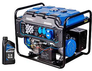 Генератор бензиновий EnerSol EPG-5500SE + 1 л масла EnerSol Supreme-10W40 4T (EPG-5500SEA)