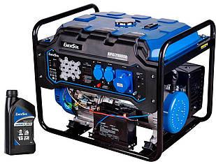 Генератор бензиновий EnerSol EPG-7500SE + 1 л масла EnerSol Supreme-10W40 4T (EPG-7500SEA)