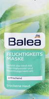 Увлажняющая маска для лица Balea Feuchtigkeitsmaske 16 мл