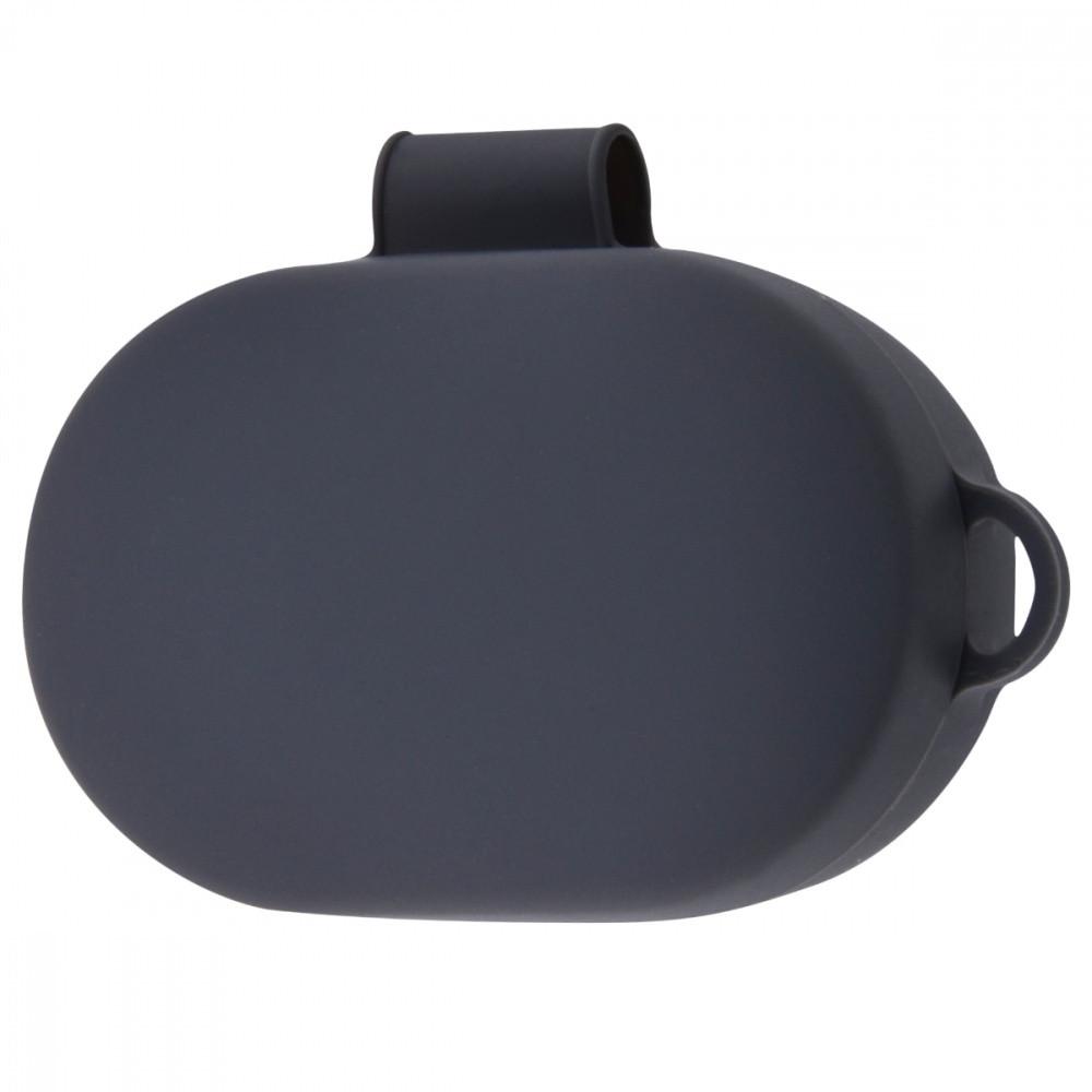 Чохол для навушників Silicone Case for Xiaomi Redmi AirDots 3 gray