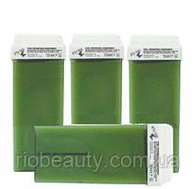 Воск зеленый хлорофилл в кассете 100 мл