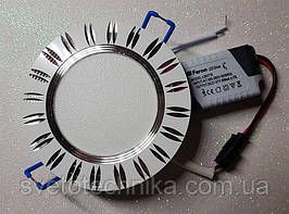 Feron AL779 5W 4000К белый точечный светодиодный светильник панель