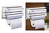 [ОПТ] Диспенсер Kitchen Roll Triple Pape, фото 8