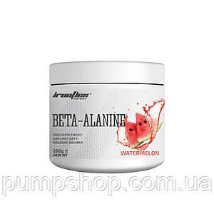 Бета-аланин IronFlex Beta Alanine 200 г