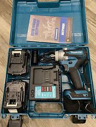 Ударный гайковерт аккумуляторный Makita DTW 301