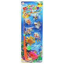 "Магнитная рыбалка ""Fish Game"", 8 морских жителей 222-11A"