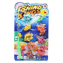 "Магнитная рыбалка ""Fishing Kings"", 9 рыбок 118-1"