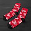 """Носки из высококачественного хлопка с оригинальным принтом """"KitKat"""", фото 2"""