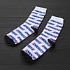 """Шкарпетки з високоякісної бавовни з оригінальним принтом """"Snickers"""", фото 2"""