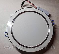 Feron AL527 18W 5000K точечный светильник светодиодная панель(корпус-белый)