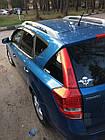 Дефлектори вікон вітровики на КІА KIA Ceed / Hyundai I30 2007-2012, кт 4шт, фото 2