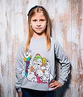 """Детский свитшот для девочек """"Bears"""""""