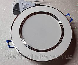 Feron AL527 9W 4000K точечный светильник  (корпус-белый) светодиодная панель