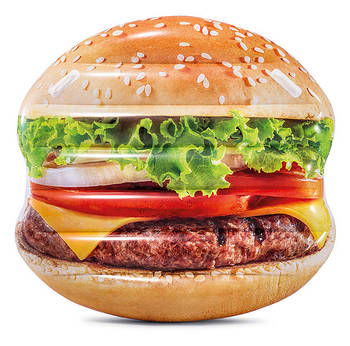 "58780 пліт ""Гамбургер"" 145*142см /6/"
