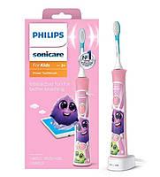 Электрическая зубная щетка для детей Филипс Philips Sonicare For Kids HX6352/42