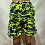 Мужские летние шорты пляжные есть внутренняя сетка, фото 2