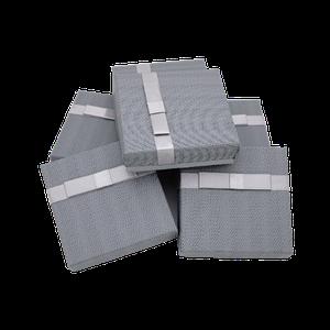 Подарочные коробочки для ювелирных украшений Серый