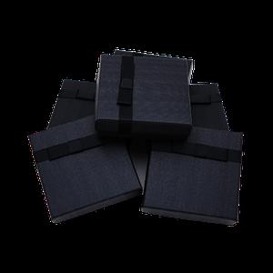 Подарочные коробочки для ювелирных украшений Черный