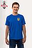 Чоловіча футболка з вишивкою Тризуб