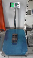Платформні ваги Олімп D 600 кг (600х800мм)