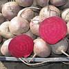 Буряк столовий Бебибит (Babybeat Р. З.), 100000 насіння (округла PR) (калібр 2,75-3,50)