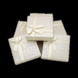 Подарочные коробочки для бижутерии