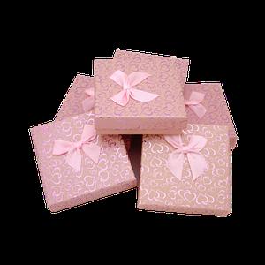 Подарочные коробочки для ювелирных изделий