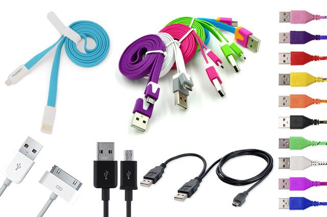 Шнуры / кабеля usb