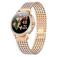 Фитнес браслет Смарт часы LW20 женские с измерением давления и пульса