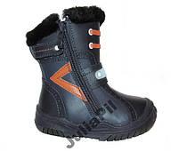 Детские зимние ботинки B&G (№ 112-62А604N)