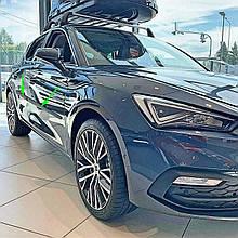 Молдинги на двері для для Seat León Mk4 2020+