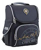 """Рюкзак каркасный H-11 """"Oxford black"""""""