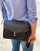 Мужская сумка Louis Vuitton MESSENGER (реплика), фото 1
