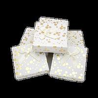 Коробочка подарочная 90x90x25