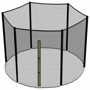 Защитная сетка для батута 252 см 6 столбиков, внешняя (8 ft)