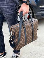 Мужская сумка PORTE-DOCUMENTS  (реплика)