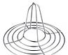 Багатофункціональна електропіч Royalty Line AO-1800.63.1 D об'єм 11L, фото 4