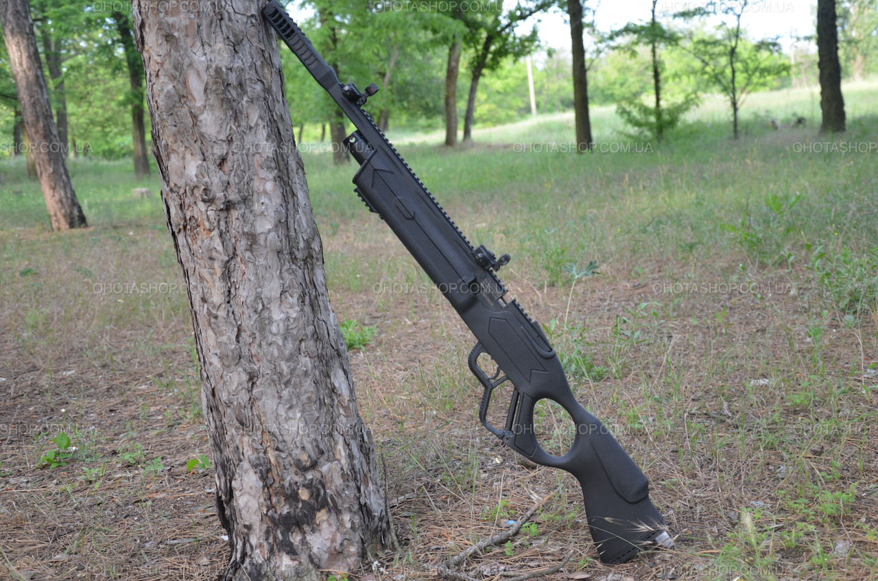 Пневматична гвинтівка Hatsan Vectis + Насос Artemis