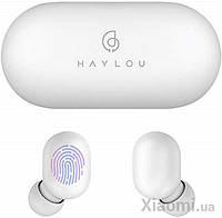Бездротові навушники TWS Xiaomi HAYLOU AirDots GT1 White
