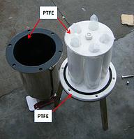 Фильтр для серной и соляной кислоты PTEF