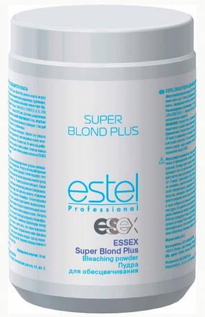 """Estel Пудра обесцвечивающая """"Super Blond Plus"""" Essex, 750 г."""