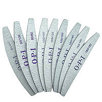 Пилочка двухсторонняя лодочка (дуга) для ногтей OPI